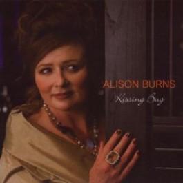Alison Burns Kissing Bug CD