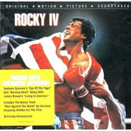 Soundtrack Rocky Iv CD