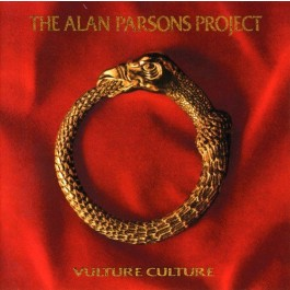 Alan Parsons Project Vulture Culture Remastered CD