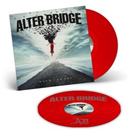 Alter Bridge Walk The Sky Red LP2