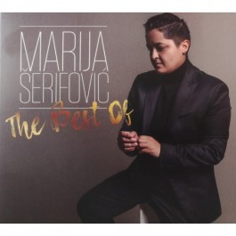 Marija Šerifović The Best Of CD