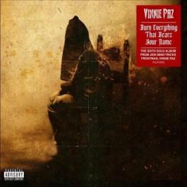Vinnie Paz Burn Everything That Bears Your Name LP2
