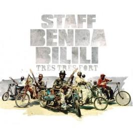 Staff Benda Bilili Tres, Tres Fort CD