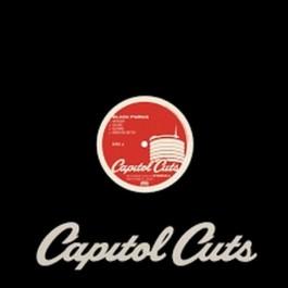Black Pumas Capitol Cuts Red Vinyl LP