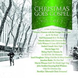 Various Artists Christmas Goes Gospel Vol.2 CD