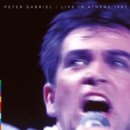 Peter Gabriel Live In Athens 1987 Half-Speed Remaster LP2
