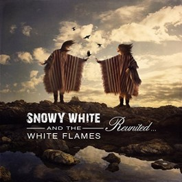 Snowy White And The White Flames Reunited CD