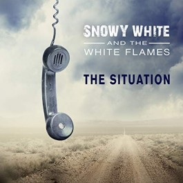 Snowy White And The White Flames Situation CD