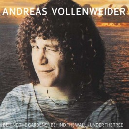 Andreas Vollenweider Behind The Gardens, Behind The Wall, Under The Tree LP
