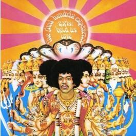 Jimi Hendrix Experience Axis Bold As Love CD