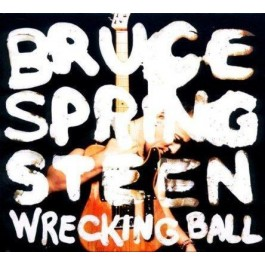 Bruce Springsteen Wrecking Ball CD