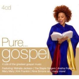 Various Artists Pure...gospel CD4