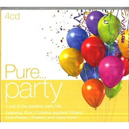 Various Artists Pure...party CD4