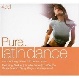 Various Artists Pure...latin Dance CD4