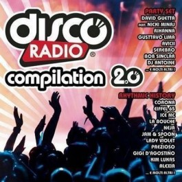 Various Artists Disco Radio Compilation CD2