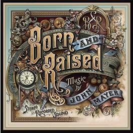 John Mayer Born & Raised LP2+CD