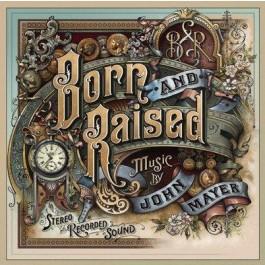 John Mayer Born & Raised CD