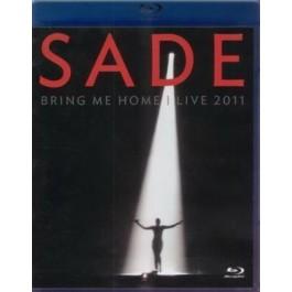 Sade Bring Me Home, Live BLU-RAY