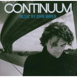 John Mayer Continuum CD