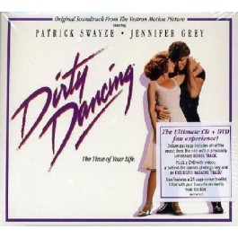 Soundtrack Dirty Dancing Limited CD+DVD