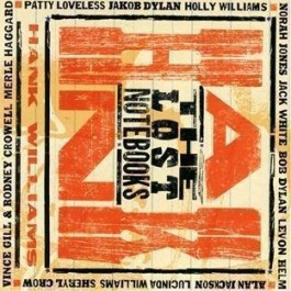 Various Artists Lost Notebooks Of Hank Williams CD