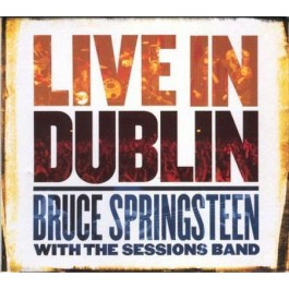 Bruce Springsteen Live In Dublin BLU-RAY
