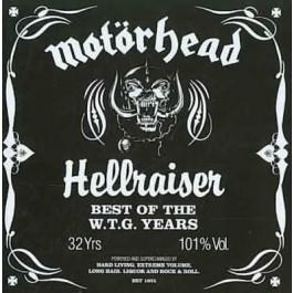 Motorhead Hellraiser The Best Of W.t.g. Years CD