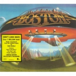 Boston Dont Look Back CD