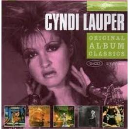 Cyndi Lauper Original Album Classics CD5