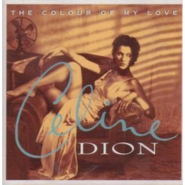 Celine Dion Colour Of My Love, Colour Of My Love Concert CD+DVD
