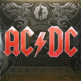 Ac/dc Black Ice LP2
