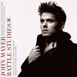 John Mayer Battle Studies CD