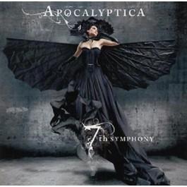 Apocalyptica 7Th Symphony CD