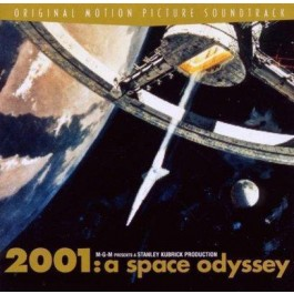 Soundtrack 2001 A Space Odyssey CD