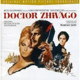Soundtrack Doctor Zhivago CD