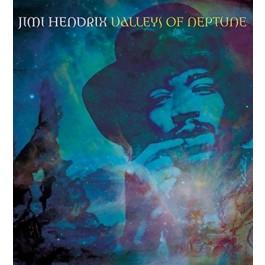 Jimi Hendrix Valleys Of Neptune LP2