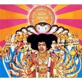 Jimi Hendrix Axisbold As Love Remasters CD