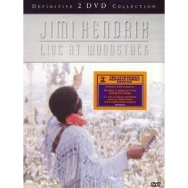 Jimi Hendrix Live At Woodstock DVD2