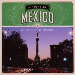 Various Artists Night In Mexico CD
