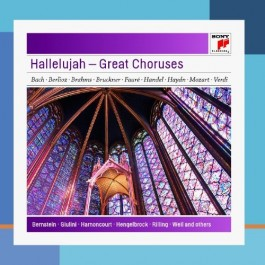 Various Artists Hallelujah Great Choruses CD