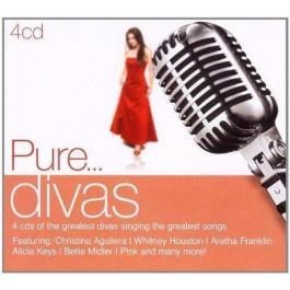 Various Artists Pure...divas CD4