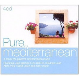Various Artists Pure...mediterranean CD4
