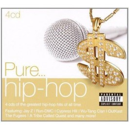 Various Artists Pure...hip-Hop CD4