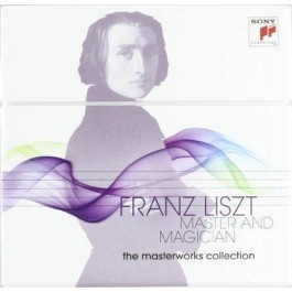 Various Artists Liszt Masterworks Collection CD25