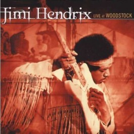 Jimi Hendrix Live At Woodstock LP3