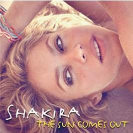 Shakira Sun Comes Out CD