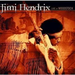 Jimi Hendrix Live At Woodstock CD2