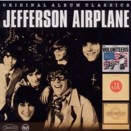 Jefferson Airplane Original Album Classics CD3