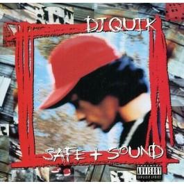 Dj Quik Safe + Sound CD