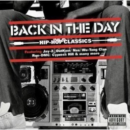Various Artists Back In The Day Hip-Hop Classics CD